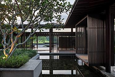 Soori Bali - Reception