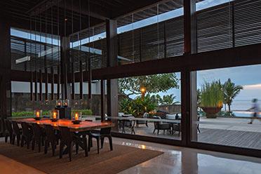 Soori 房产 – 餐厅