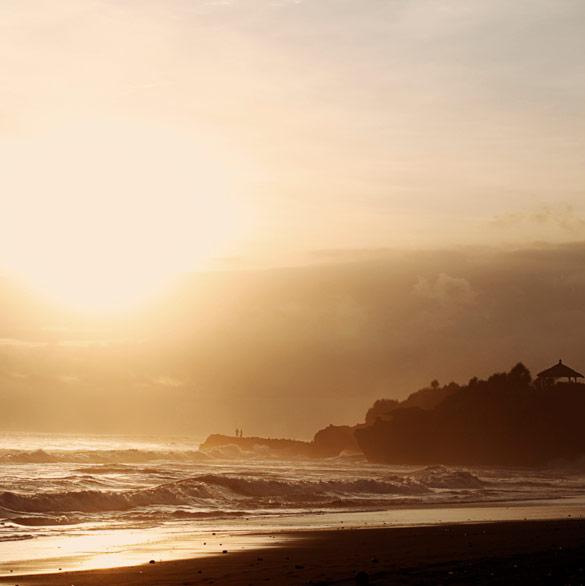 巴厘岛的景胜奇观