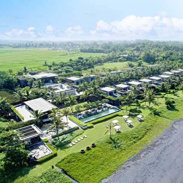 这才是巴厘岛。自然地,Soori
