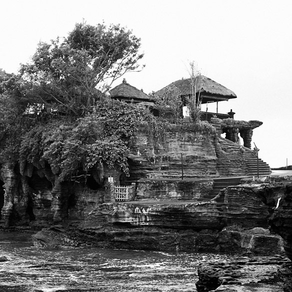 Experience Tanah Lot at sunrise through our Journeys