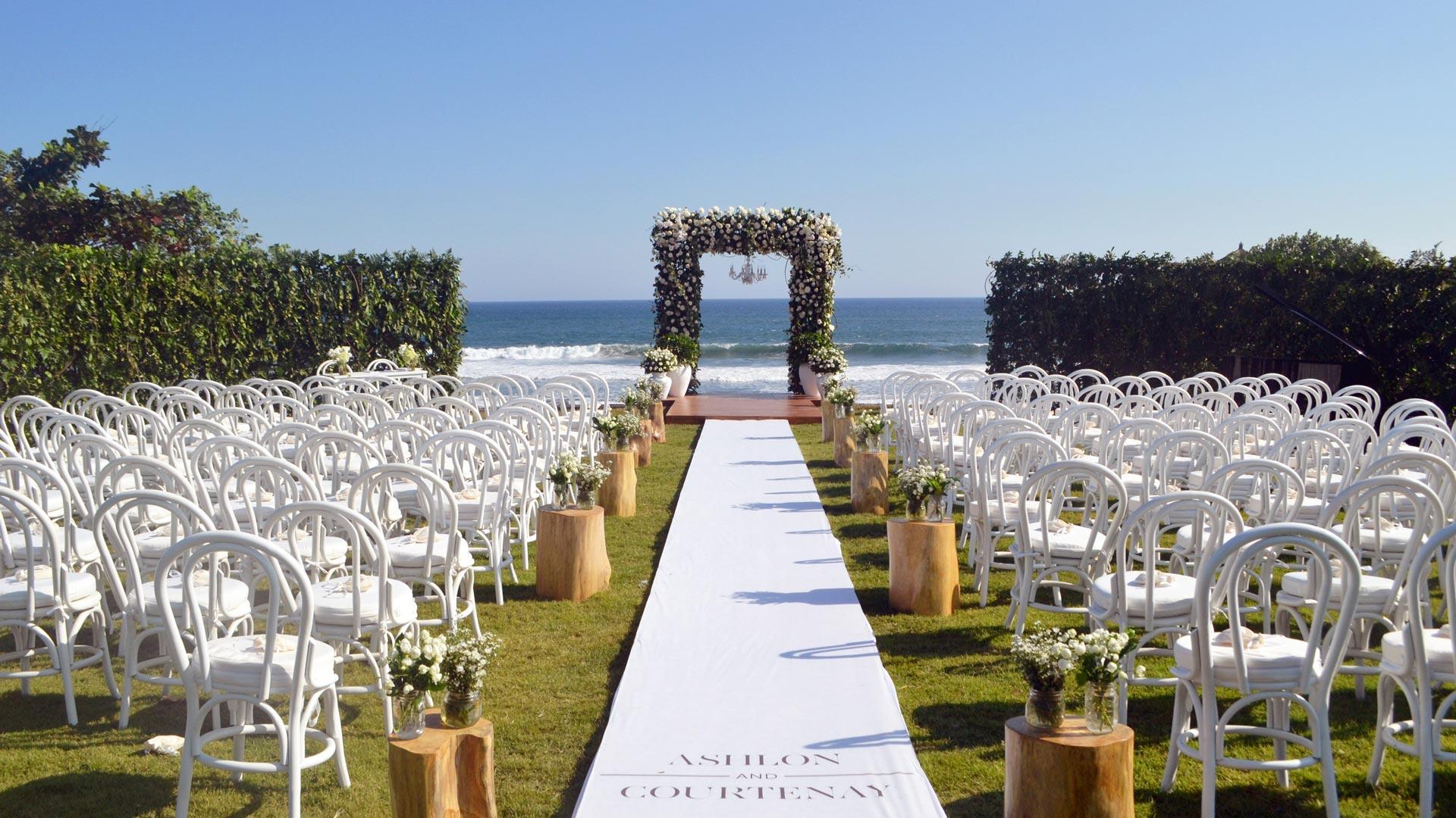 在Soori Bali设计您的完美婚礼